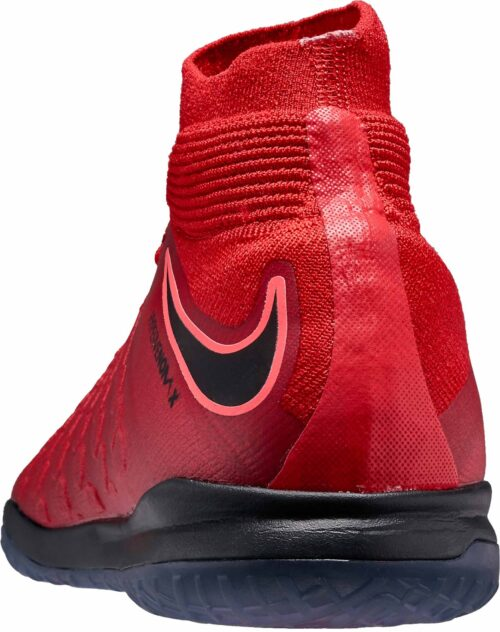 Nike HypervenomX Proximo II DF IC – University Red/Black