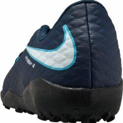 f3ddbea75fcdf Nike Kids HypervenomX Phelon III TF - Obsidian & White