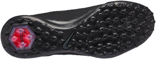 Nike Kids HypervenomX Proximo II TF – Black/Anthracite