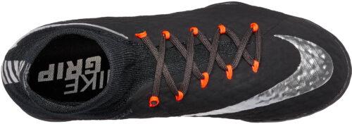 Nike Kids HypervenomX Proximo II IC – Black/Anthracite
