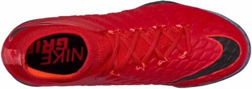 Nike Kids HypervenomX Proximo II IC – University Red/Black