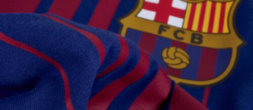 Nike Barcelona Match Tee – Deep Royal Blue