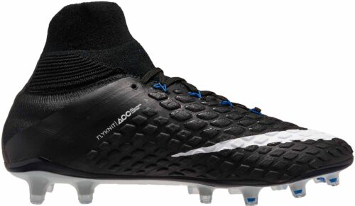 Nike Hypervenom Phantom III DF FG – Black/White