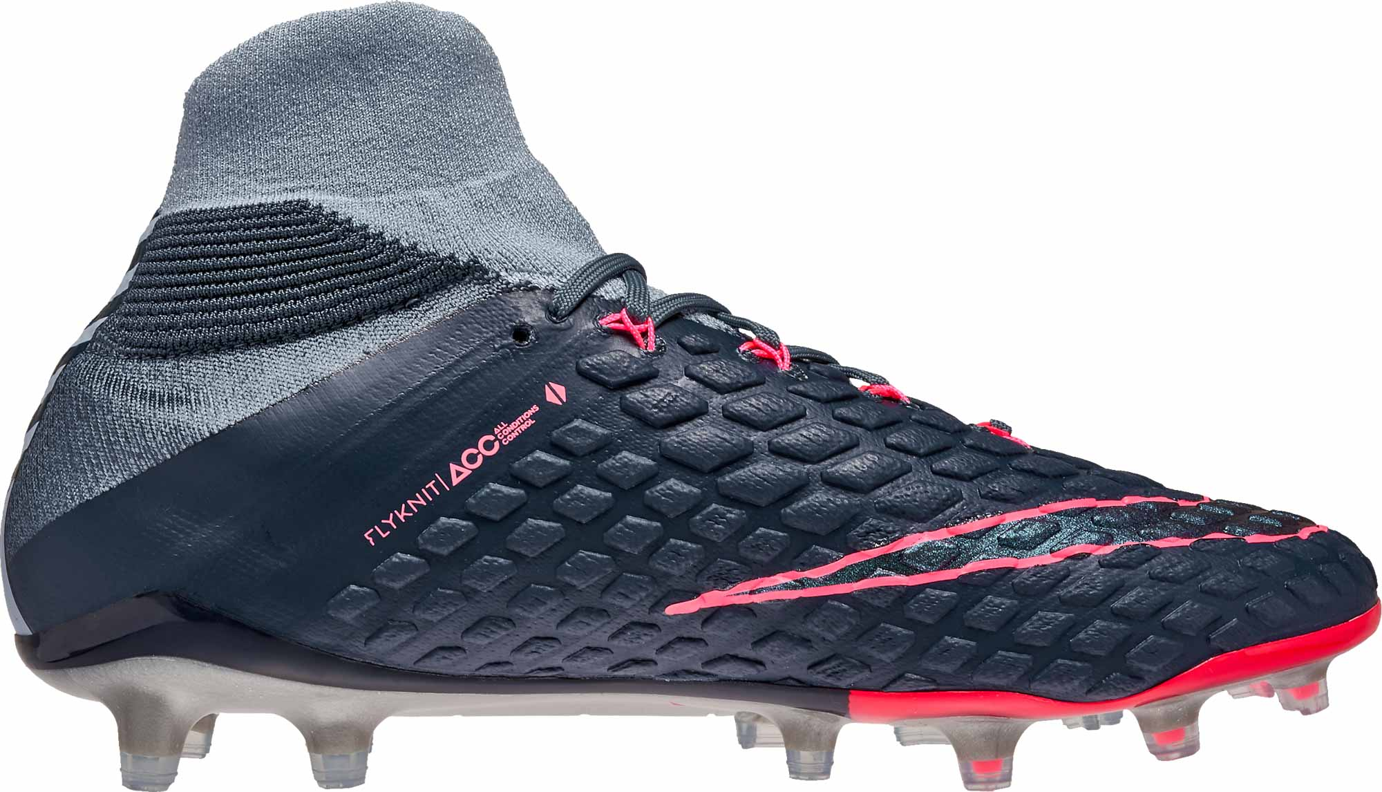 833f42bdf Nike Hypervenom Phantom III DF FG – Light Armory Blue Armory Navy