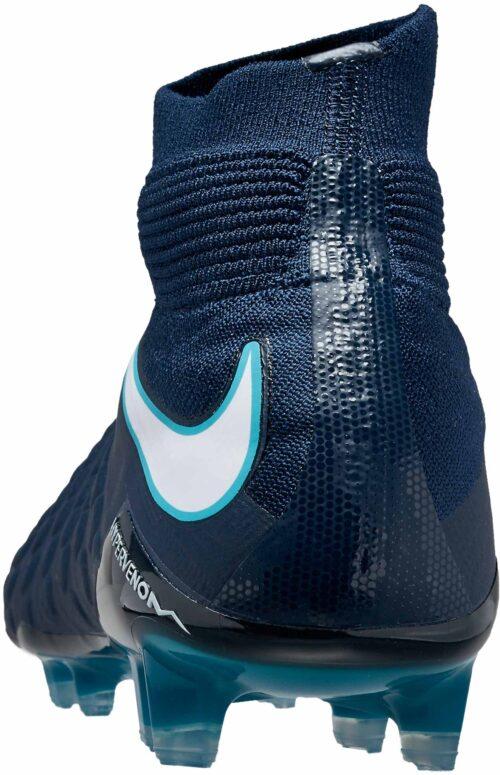 Nike Hypervenom Phantom III DF FG – Obsidian/White