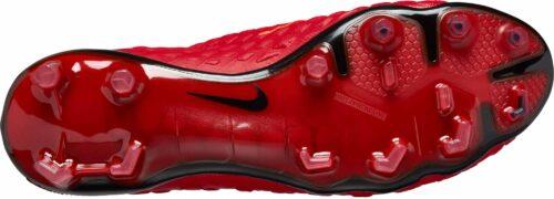 Nike Hypervenom Phantom III DF FG – University Red/Black
