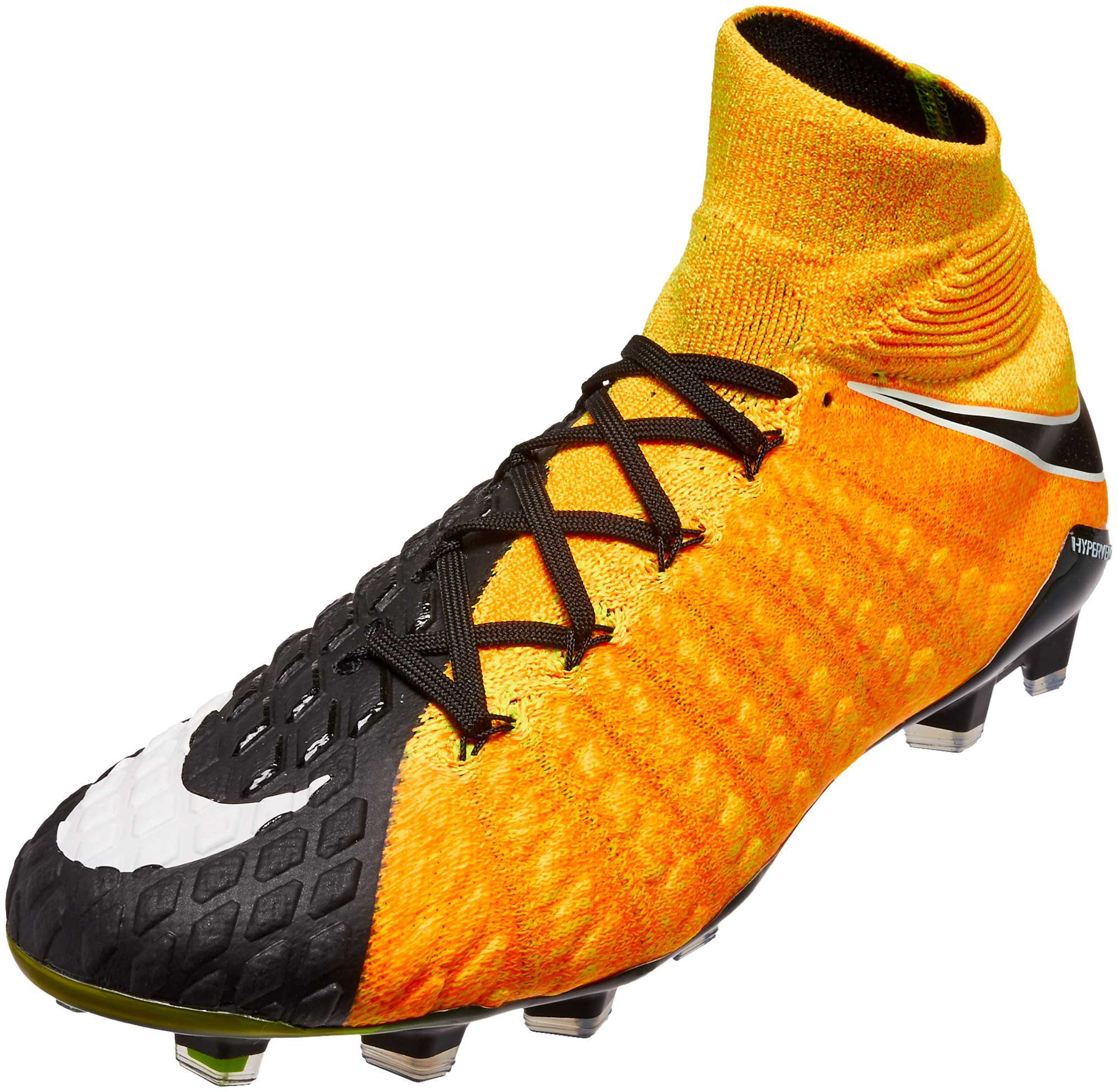 97441a5541b1 Nike Hypervenom Phantom III DF FG – Laser Orange/Black