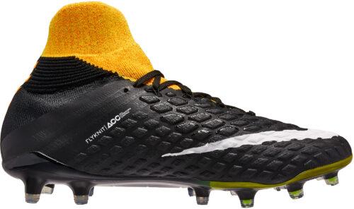 Nike Hypervenom Phantom III DF FG – Laser Orange/Black