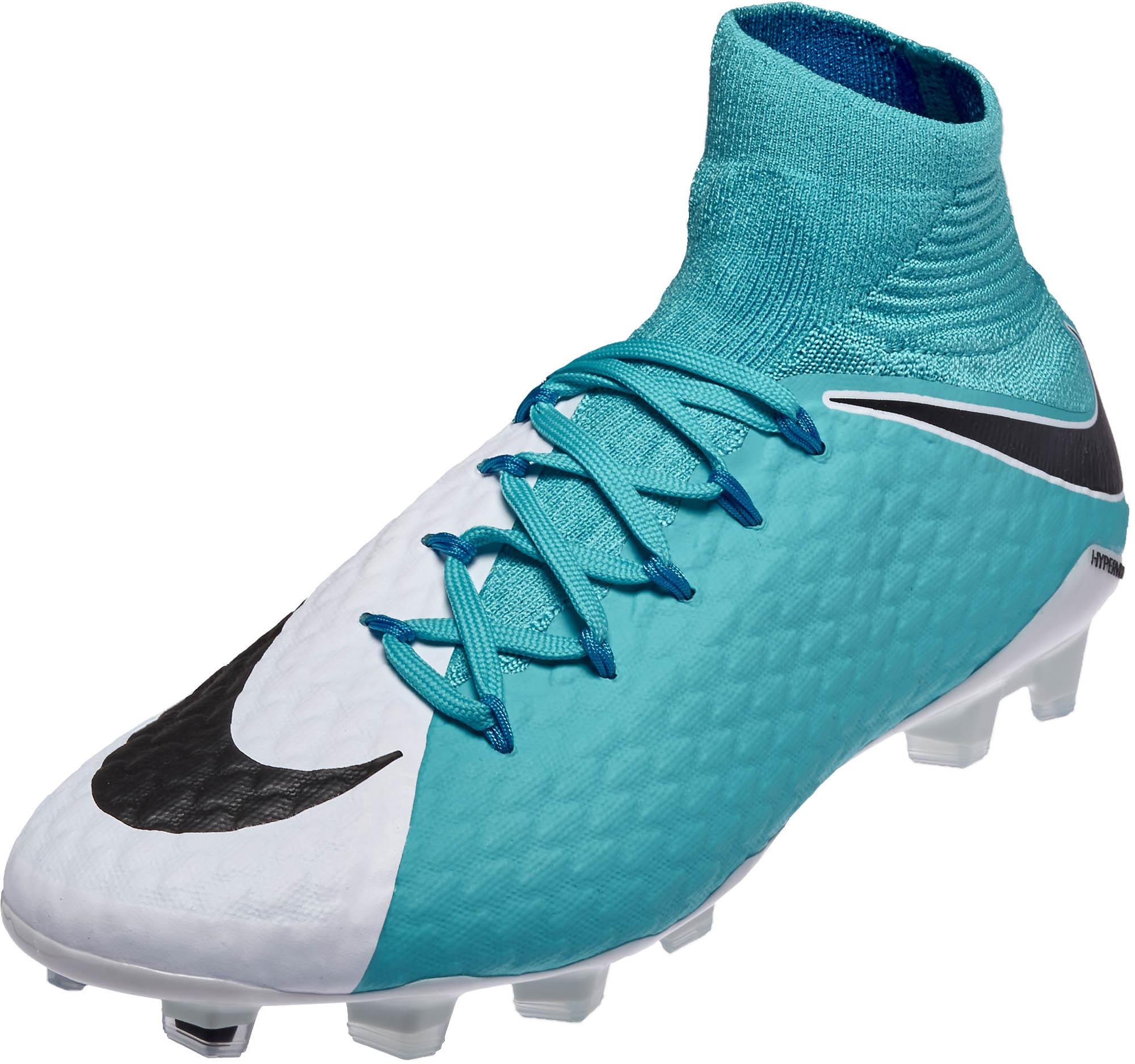 Nike Hypervenom Phatal III DF FG - Nike Soccer Cleats