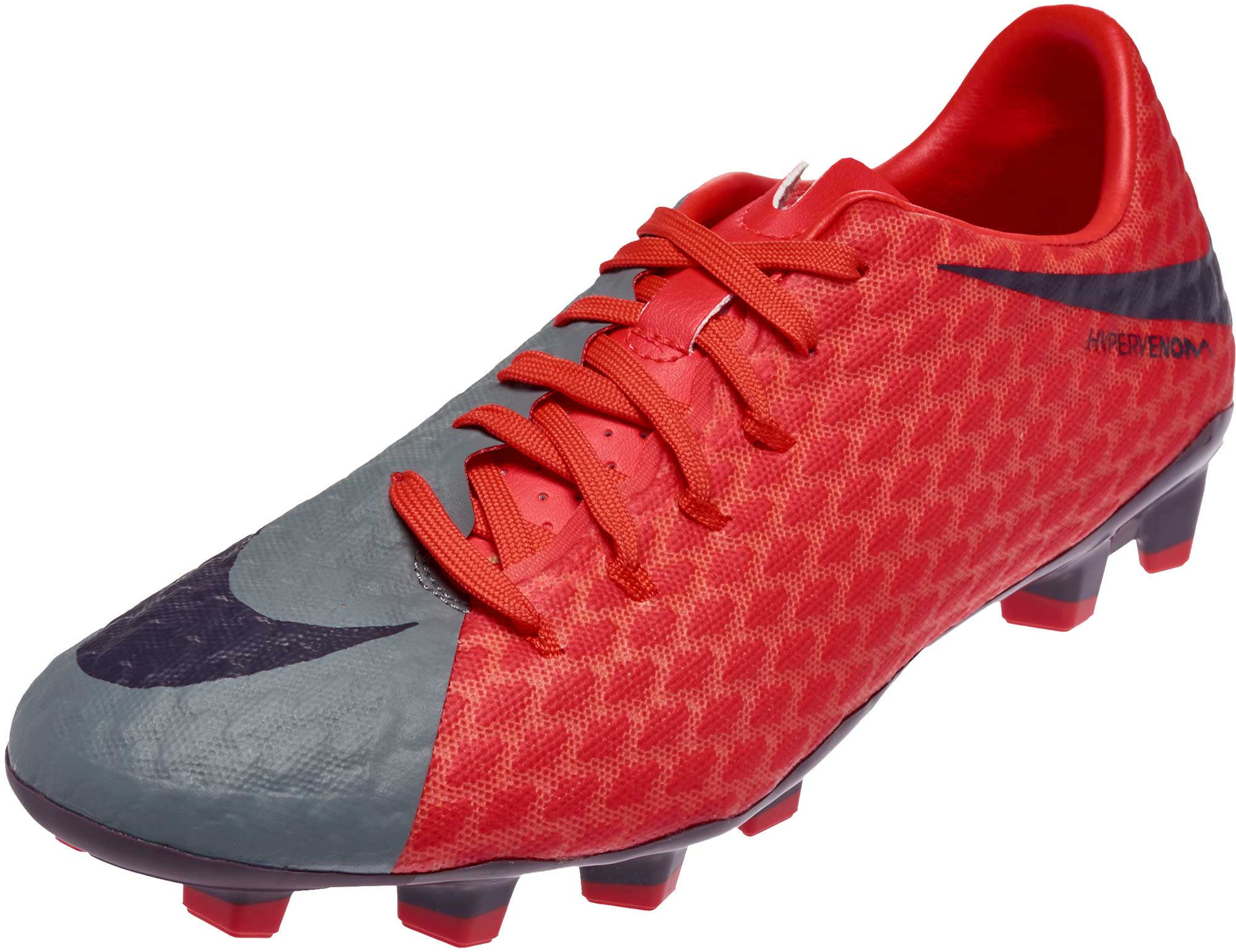 Nike Womens Hypervenom Phelon III FG – Cool Grey Purple Dynasty 8fd6c9d5a