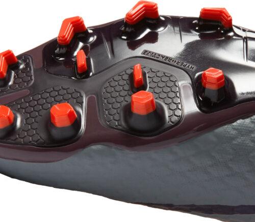 Nike Womens Hypervenom Phatal III FG – Cool Grey/Max Orange