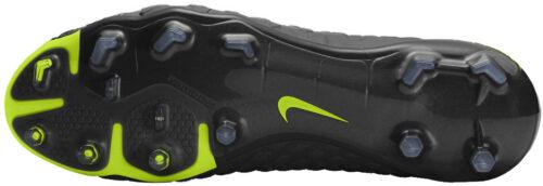Nike Hypervenom Phantom III DF FG – SE – Wolf Grey/Volt
