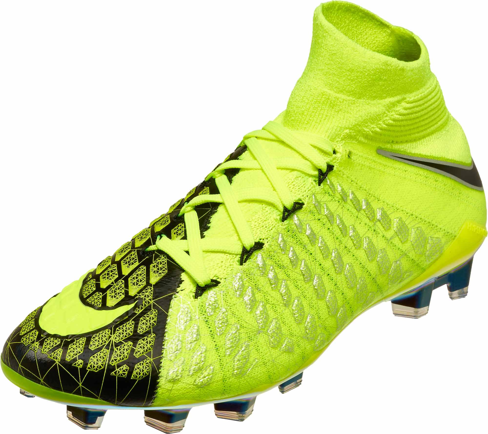 uk availability 2cdad 0c1f0 Nike Hypervenom Phantom III DF FG - EA Sports - Volt