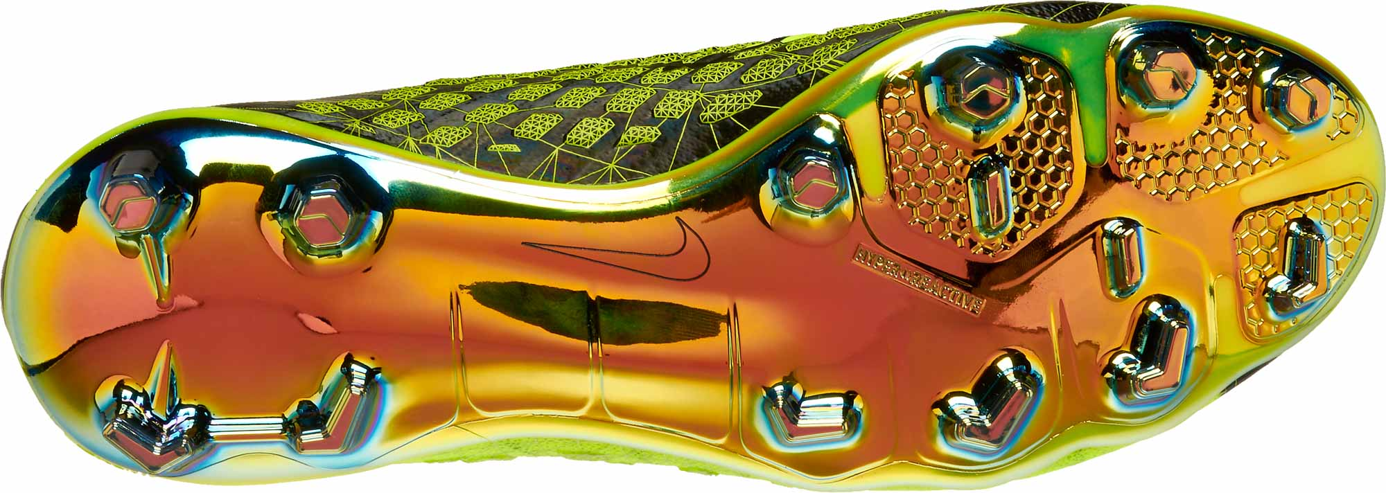 075dc6805e4 Nike Hypervenom Phantom III DF FG – EA Sports – Volt Black