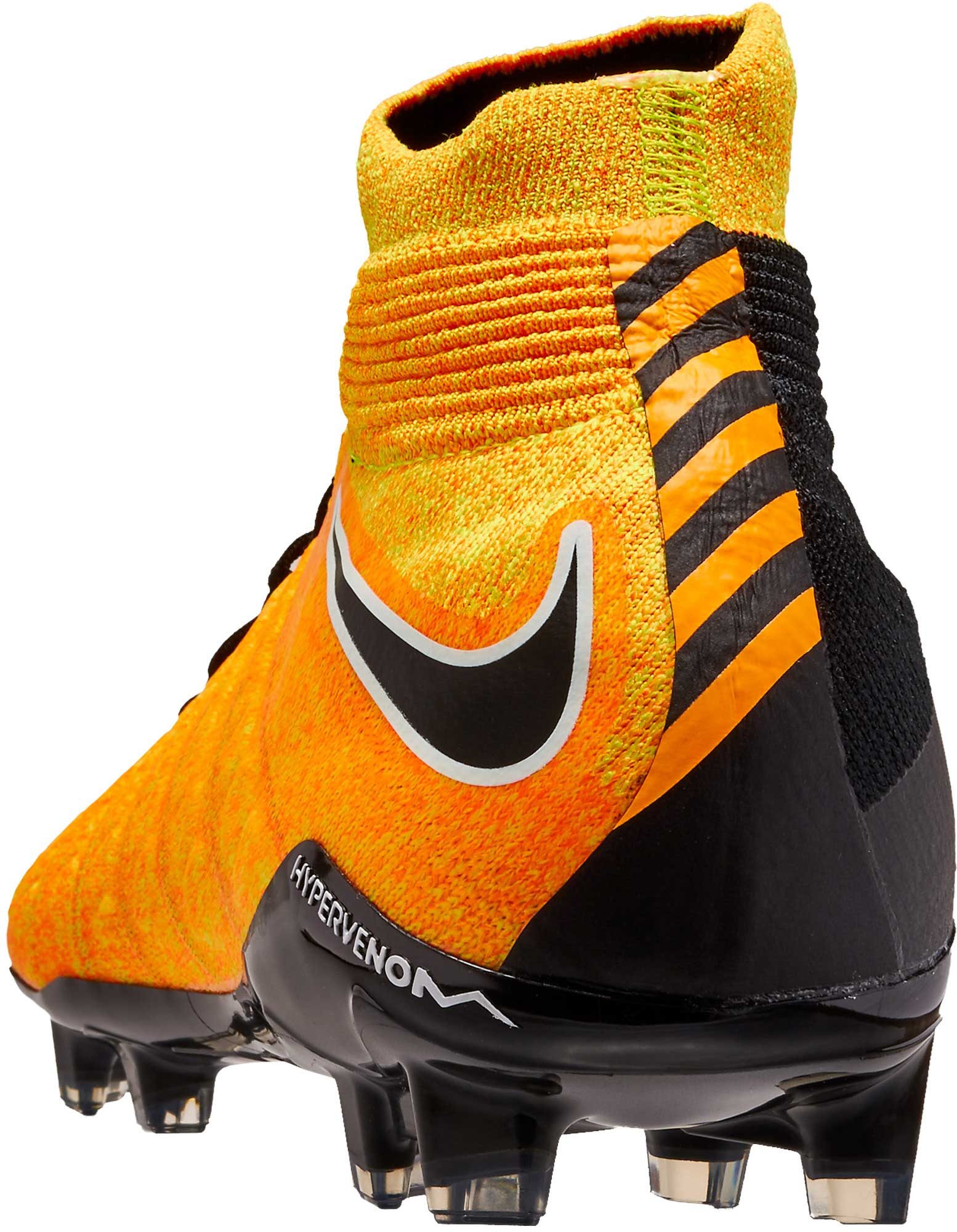 on sale 79a5c 7908c Nike Kids Hypervenom Phantom III DF FG – Laser Orange Black