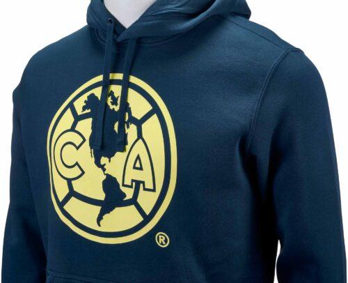 Nike Club America Hoodie – Armory Navy