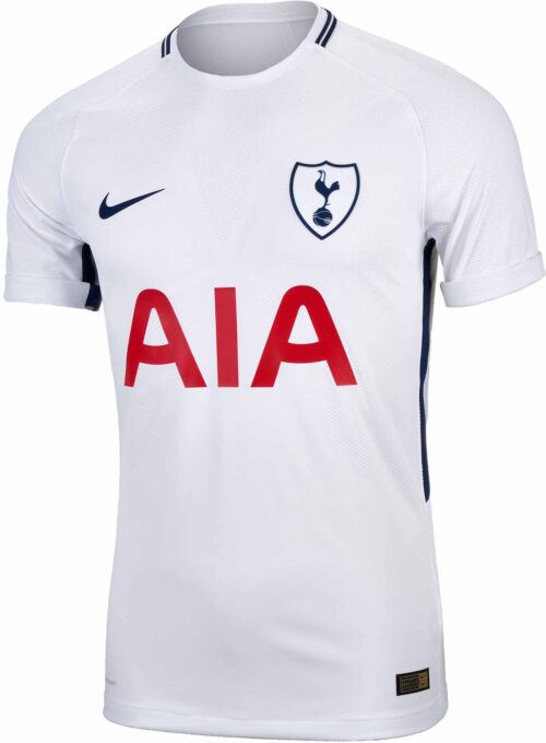 Nike Tottenham Home Match Jersey 2017-18 NS