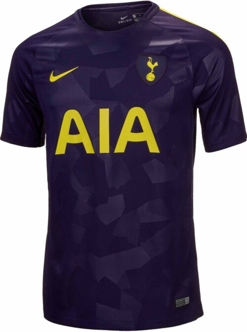 Nike Kids Tottenham 3rd Jersey 2017-18