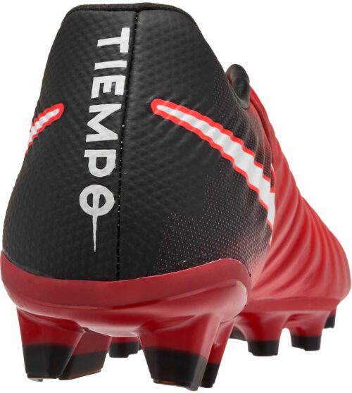 Nike Kids Tiempo Legend VII FG – University Red/White