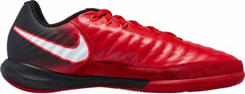 Nike Kids TiempoX Proximo II IC – University Red/White
