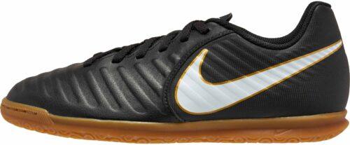 Nike Kids TiempoX Rio IV IC – Black/White