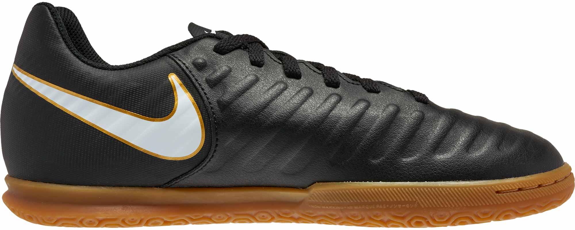 Nike Kids Tiempox Rio Iv Indoor Soccer Shoes
