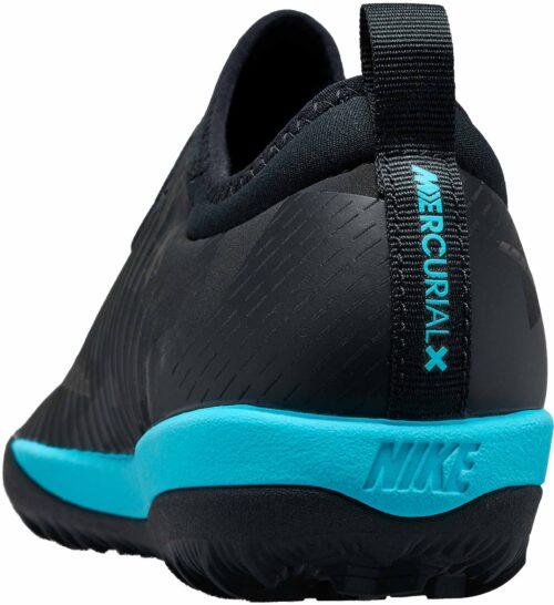 Nike MercurialX Finale II TF – SE – Black/Gamma Blue