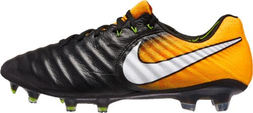 Nike Tiempo Legend VII FG – Black/White/Laser Orange/Volt
