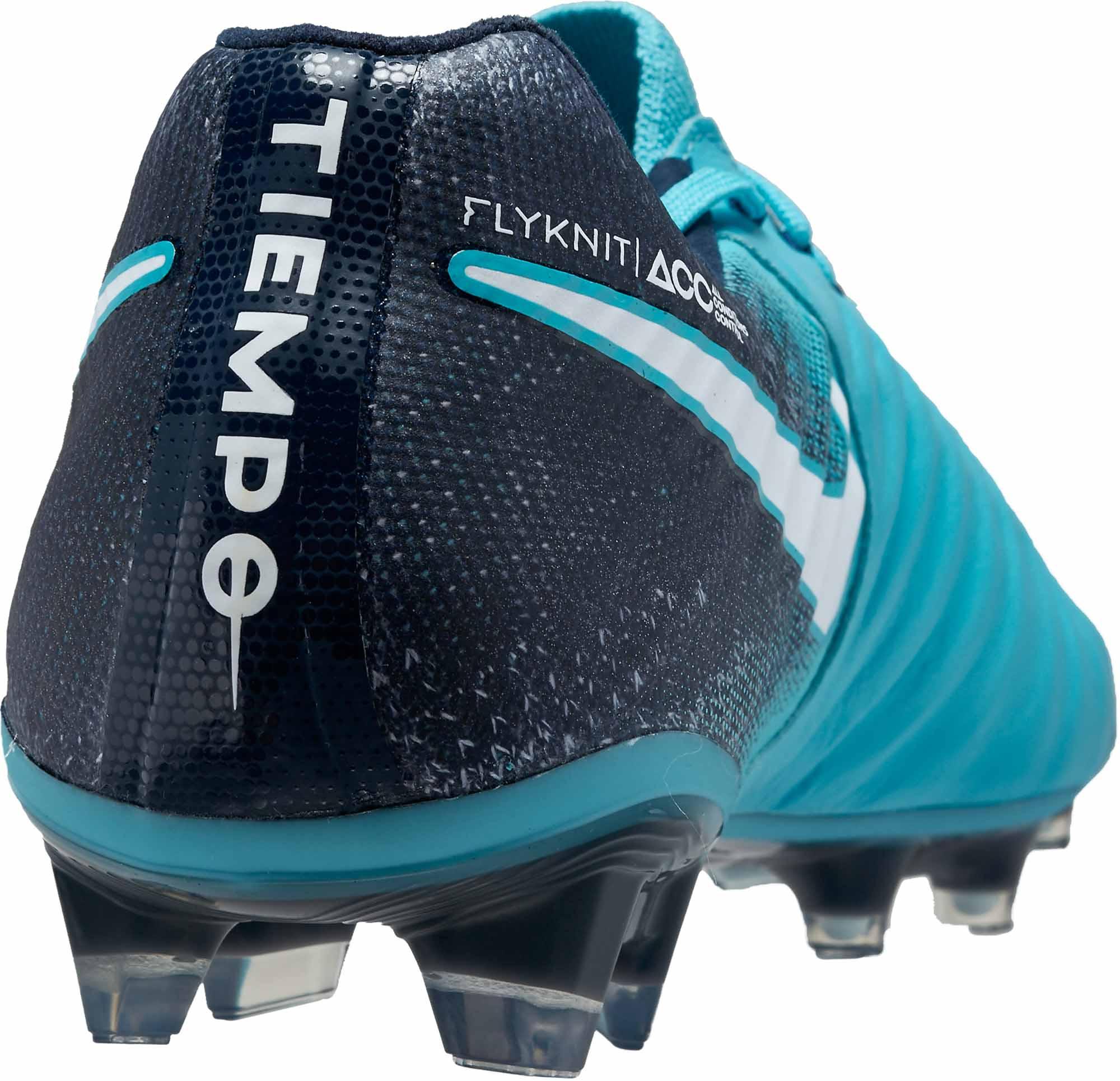 56cc340204bf Nike Tiempo Legend VII FG – Gamma Blue/White