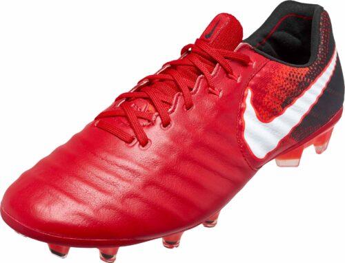 Nike Tiempo Legend VII FG – University Red/White