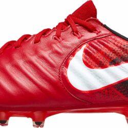 0bfabd1f1541 Nike Tiempo Legend VII FG - University Red & White