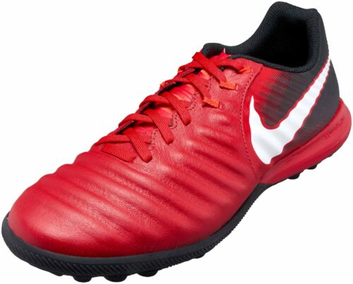 Nike TiempoX Finale TF – University Red/White