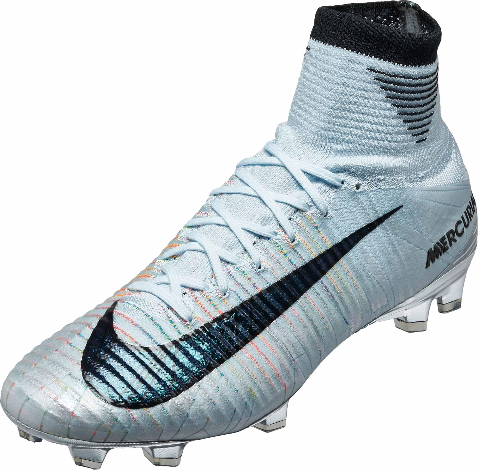 best sneakers cdd26 db51c Nike Mercurial Superfly V FG - CR7 Melhor - Blue Tint