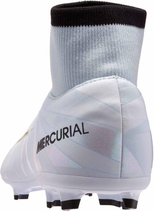 Nike Kids Mercurial Victory VI DF FG – CR7 – Blue Tint/Black