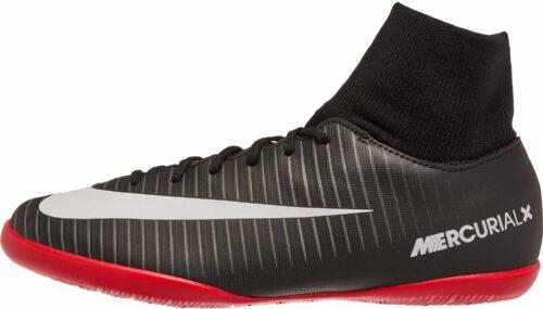 Nike Kids Mercurial Victory VI DF IC – Black/White