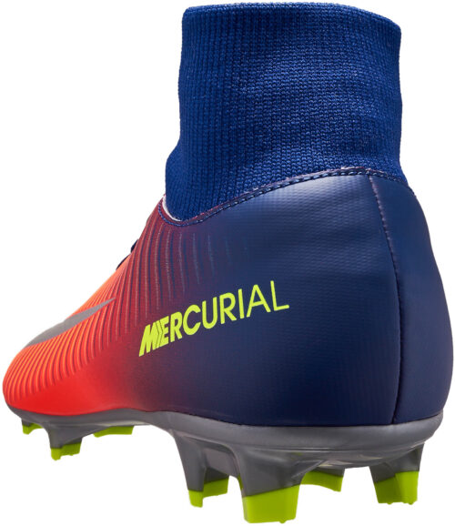 Nike Mercurial Victory VI DF FG – Deep Royal Blue/Chrome