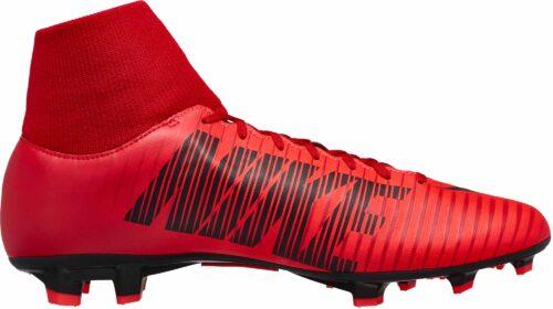 Nike Mercurial Victory VI DF FG – University Red/Black