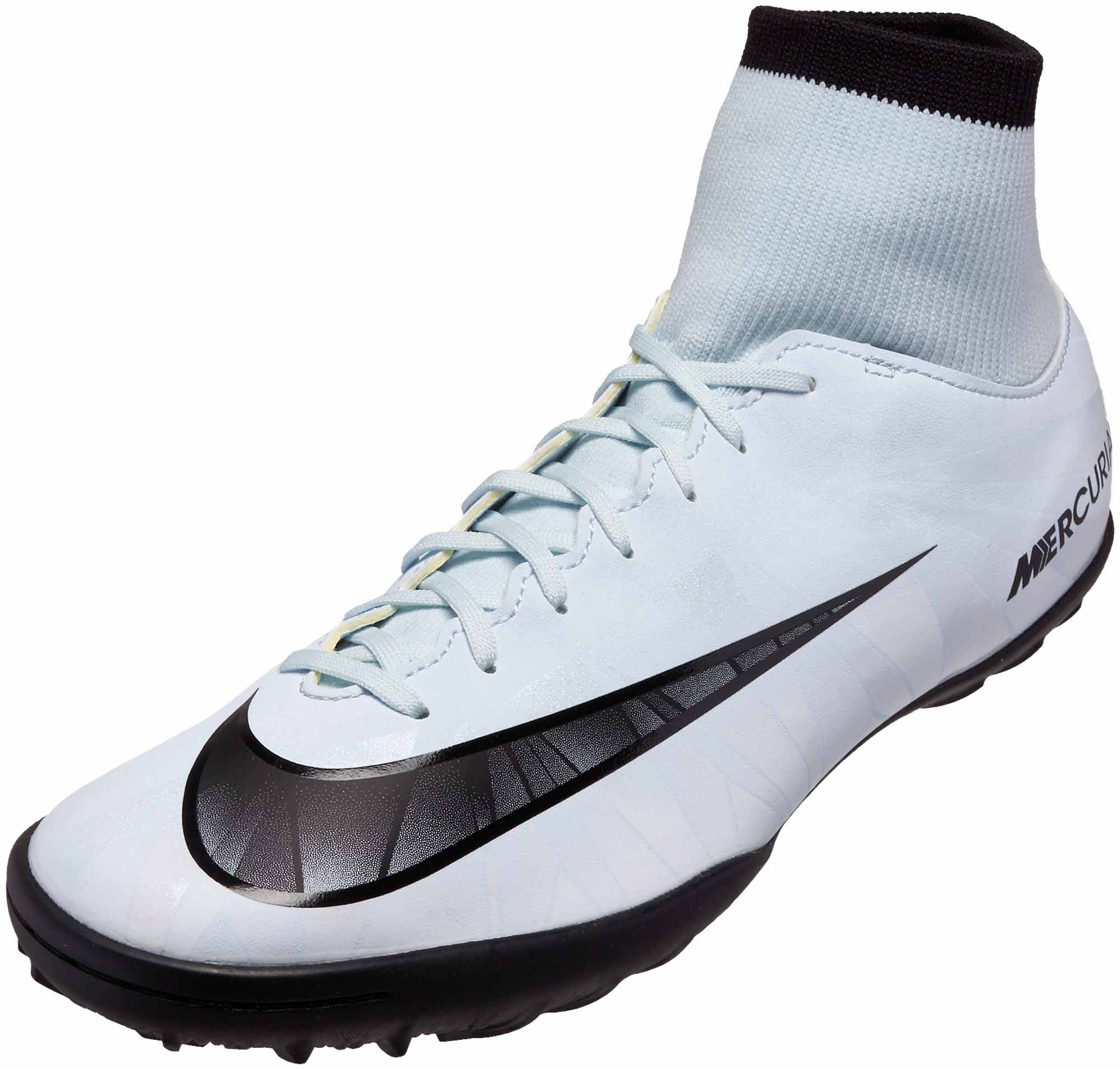 Leopardo presumir fondo  Nike MercurialX Victory VI DF TF CR7 - Blue Turf Shoes