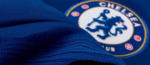 Nike Chelsea Home Jersey 2017-18 NS