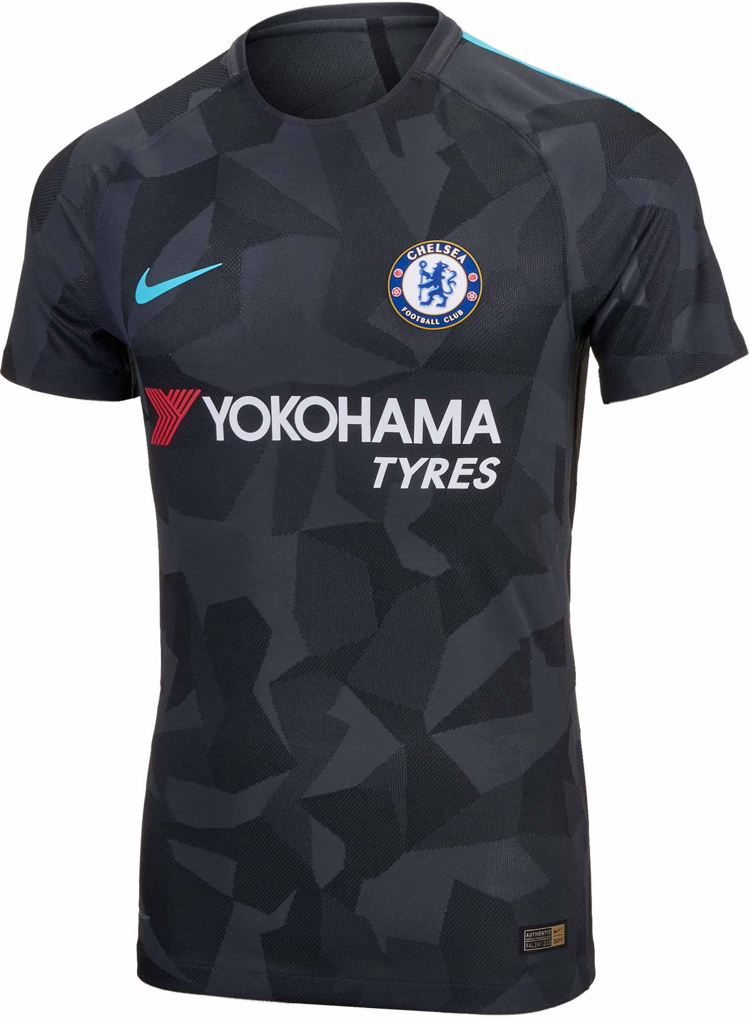 hot sale online c4c63 e3479 2017/18 Nike Chelsea Match 3rd Jersey - Chelsea Jerseys