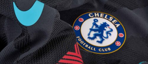 Nike Chelsea 3rd Match Jersey 2017-18 NS