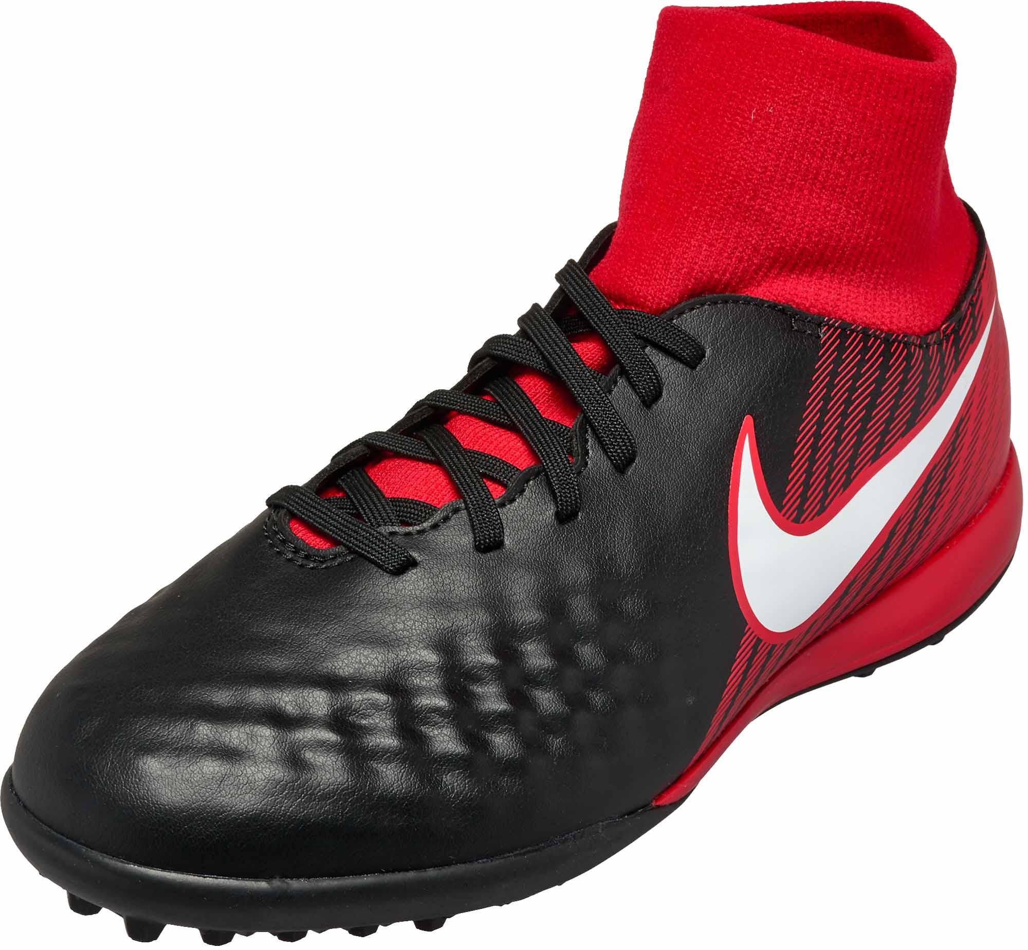 0b8c1ad06aeb0 Nike Kids MagistaX Onda II DF TF – Black/White
