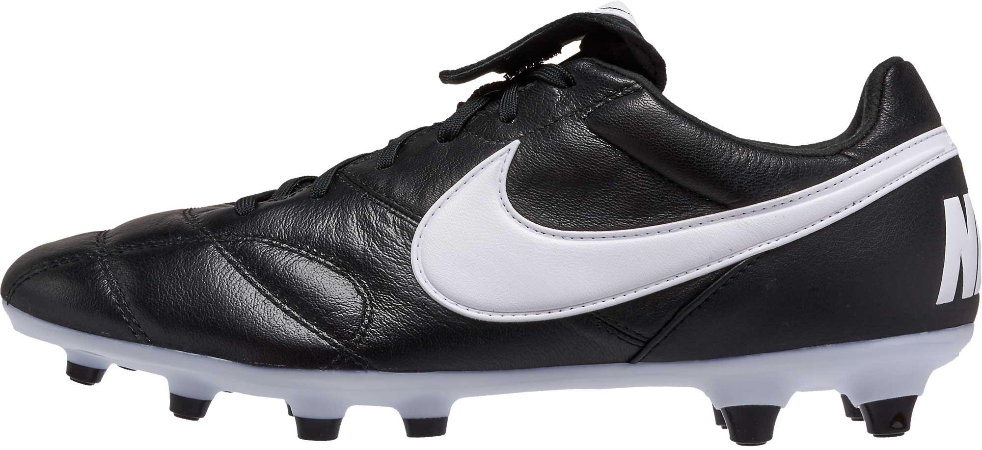Nike Premier II FG - Black Nike Soccer Cleats
