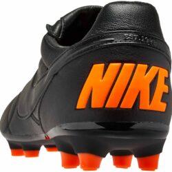 a47f0d39f Nike Premier II - Black and Total Orange