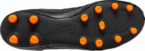 The Nike Premier II FG – Black/Total Orange