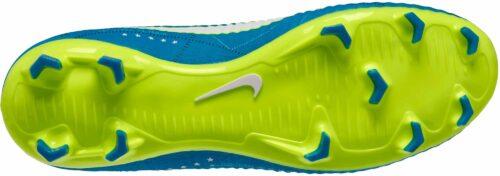 Nike Kids Mercurial Superfly V FG – Neymar – Blue Orbit/White