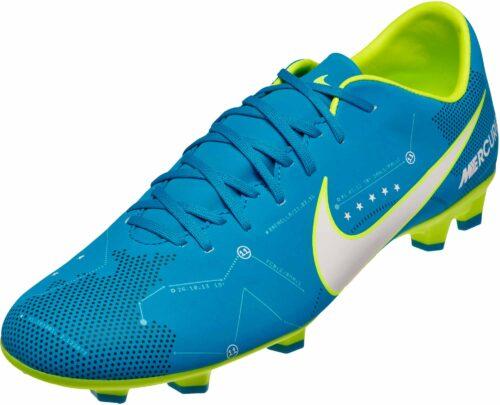 Nike Mercurial Victory VI FG – Neymar – Blue Orbit/White