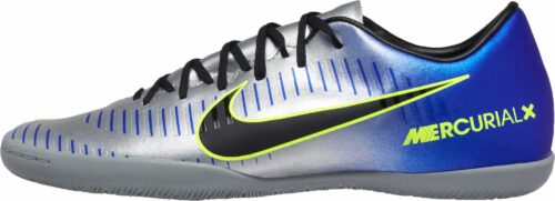 Nike MercurialX Victory VI IC – Neymar Jr – Racer Blue/Chrome