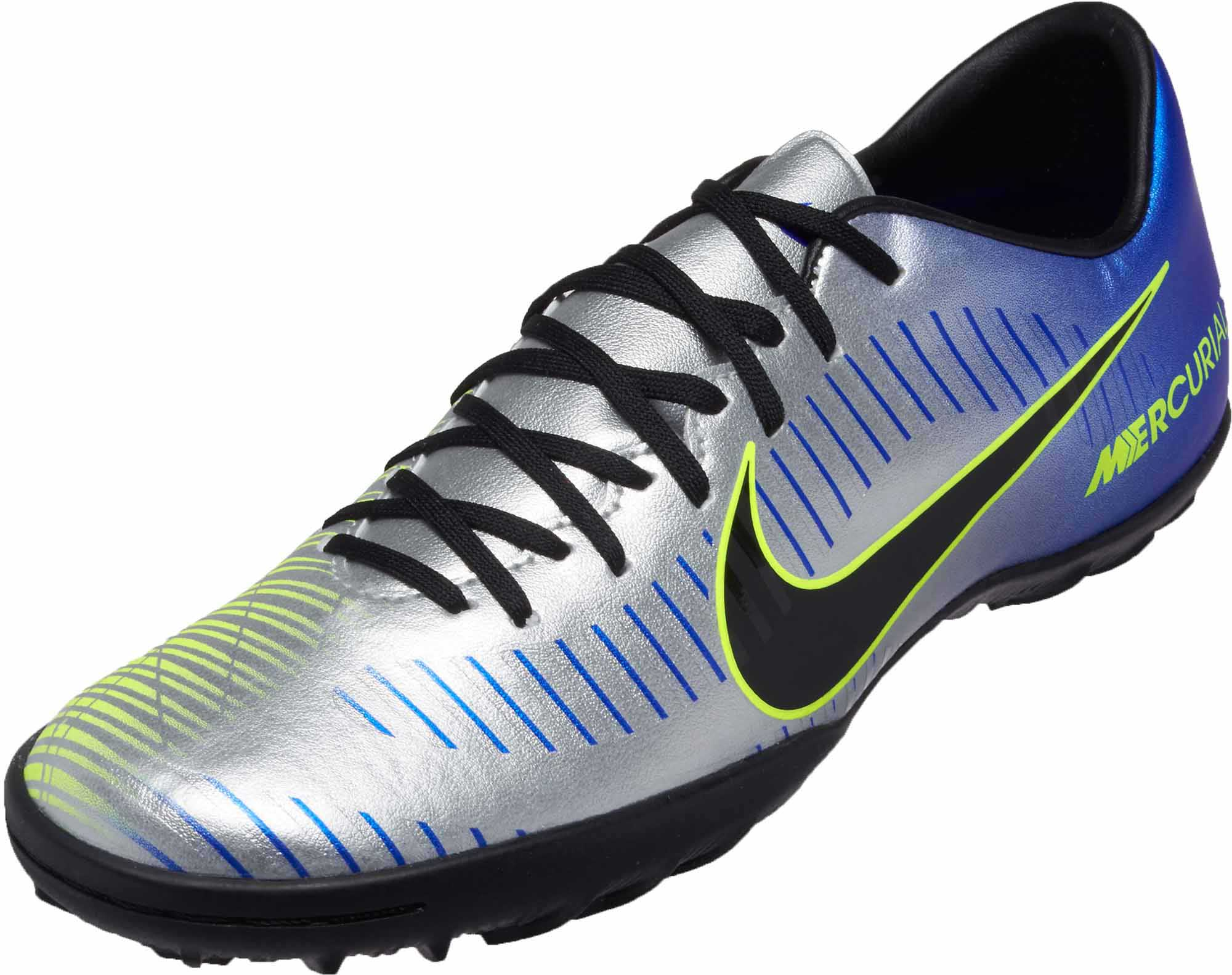 Asistencia Sociedad plantador  Nike Neymar Jr MercurialX Victory VI Turf Soccer Shoes