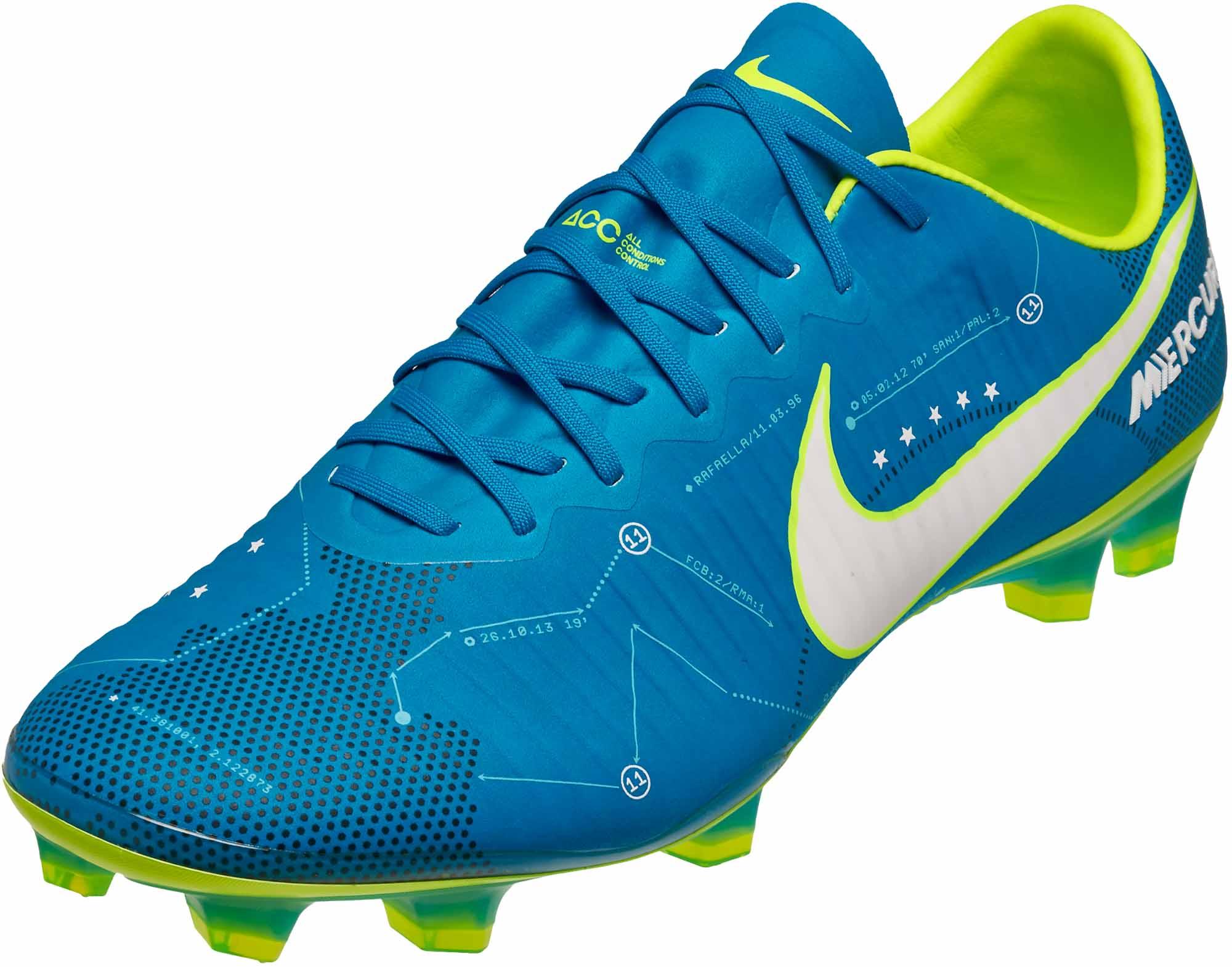 Nike Mercurial Vapor XI FG - Neymar Soccer Cleats